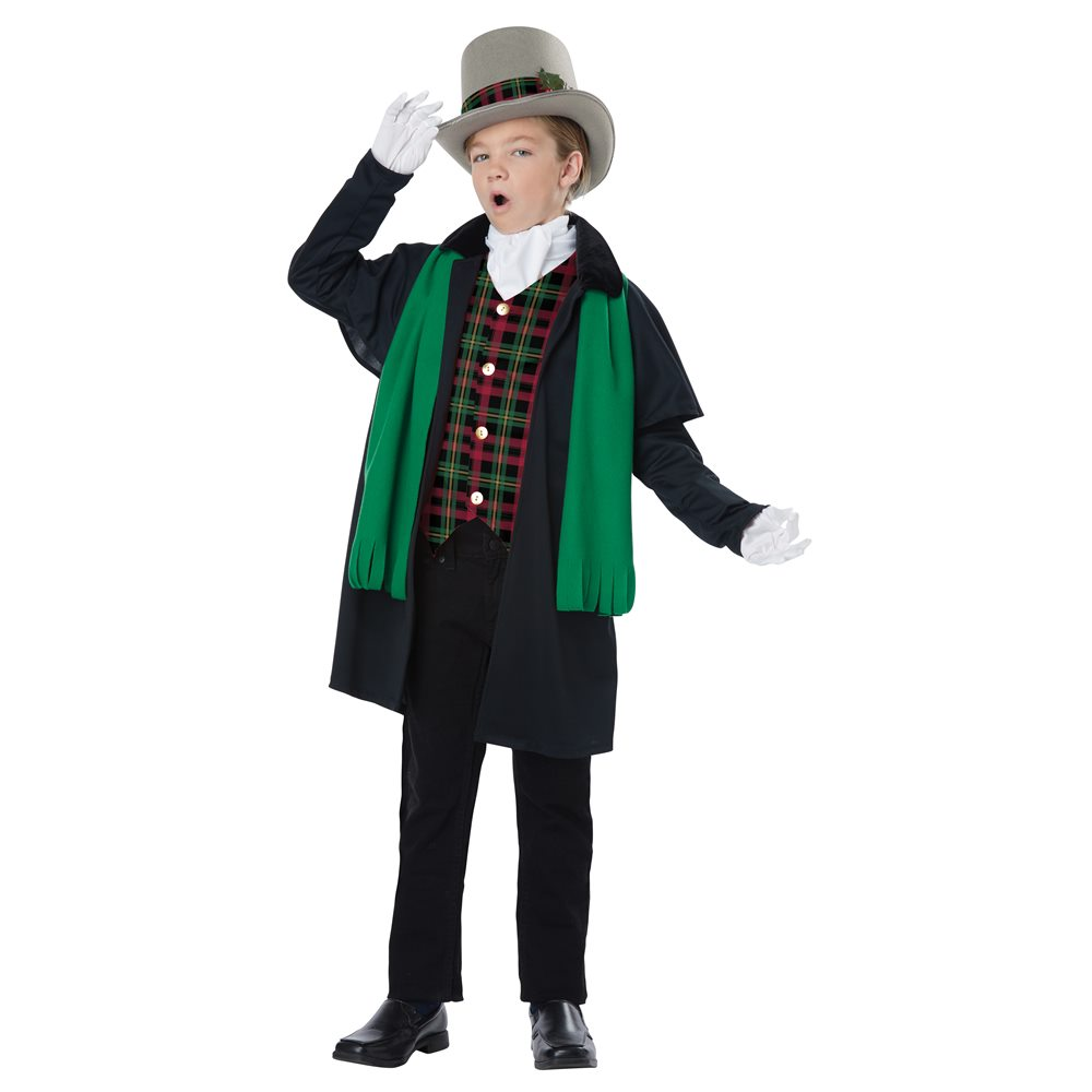 Picture of Holiday Caroler Boy Child Costume