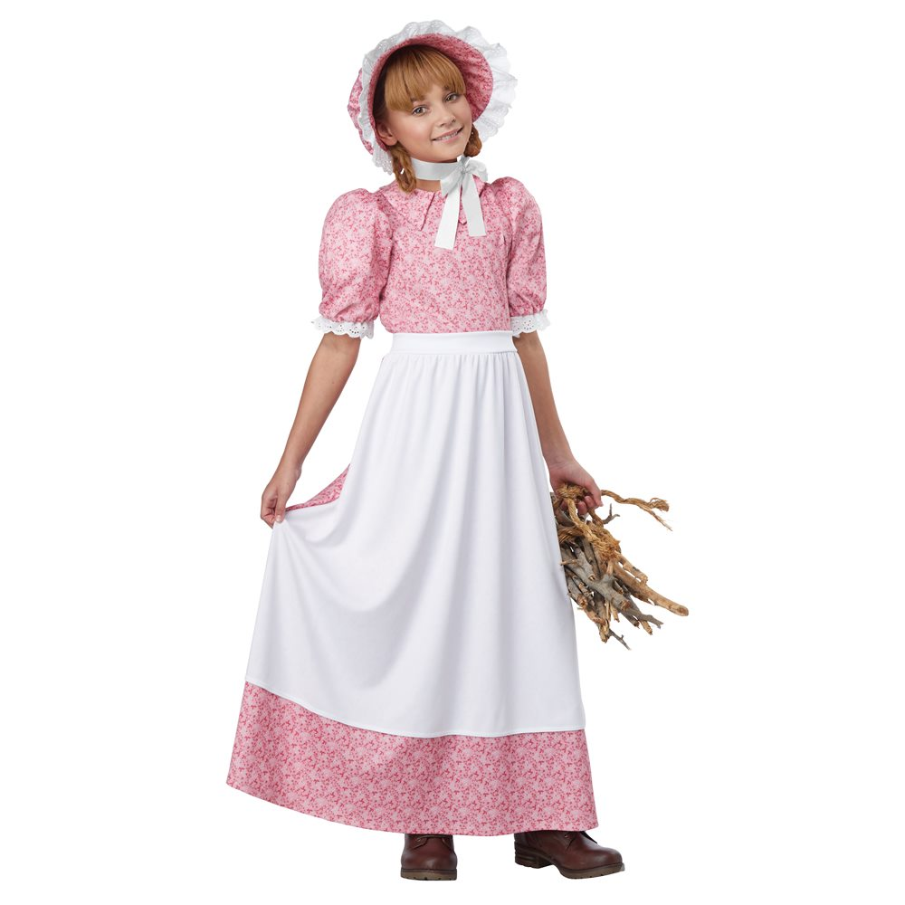 Picture of Early American Girl Child Costume