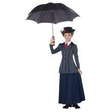 Picture of English Nanny Child Costume
