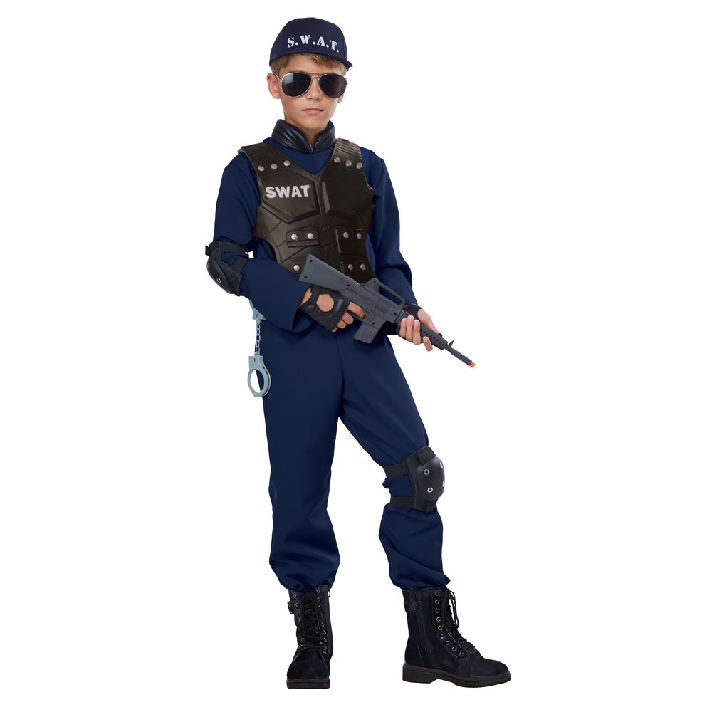 Picture of Junior SWAT Officer Child Costume