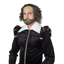 Picture of William Shakespeare Wig & Beard Set