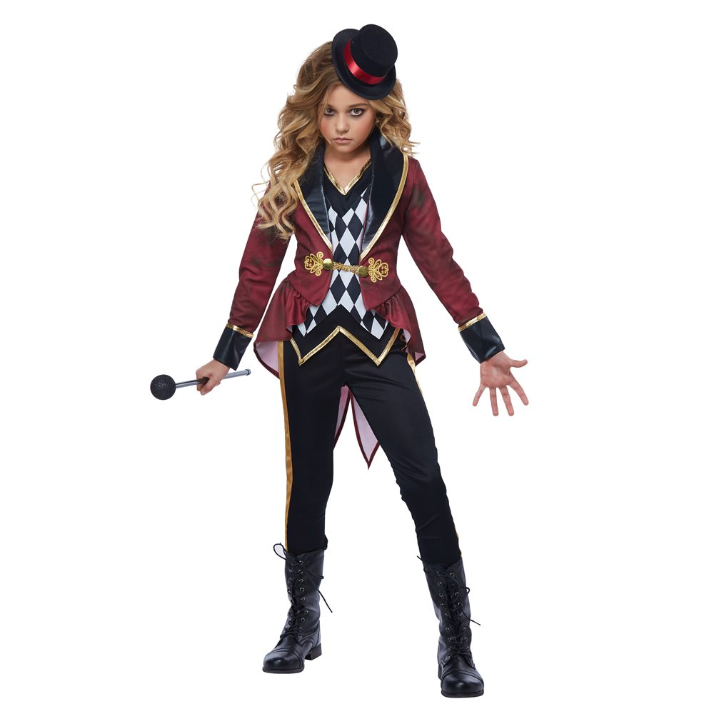 Picture of Miss Ringmaster Child Costume