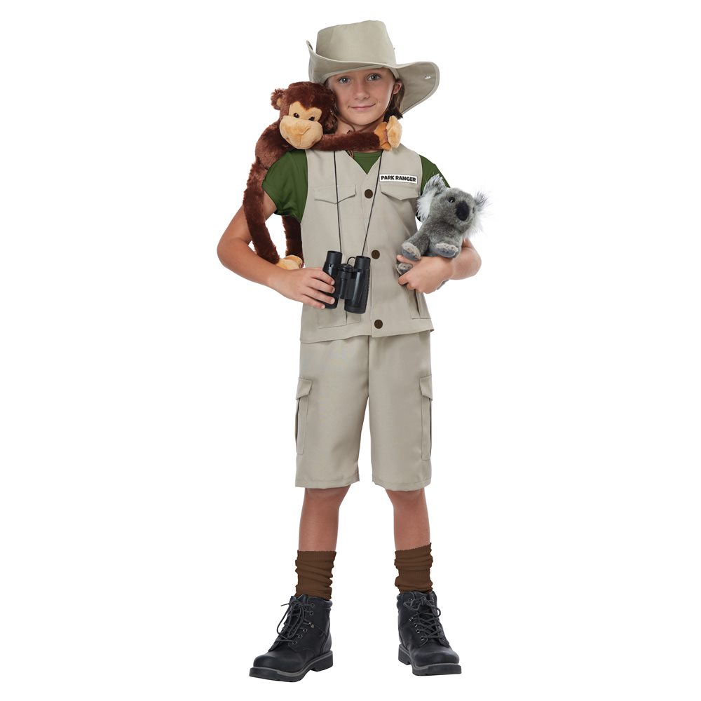Picture of Wildlife Expert/Archaeologist Child Costume