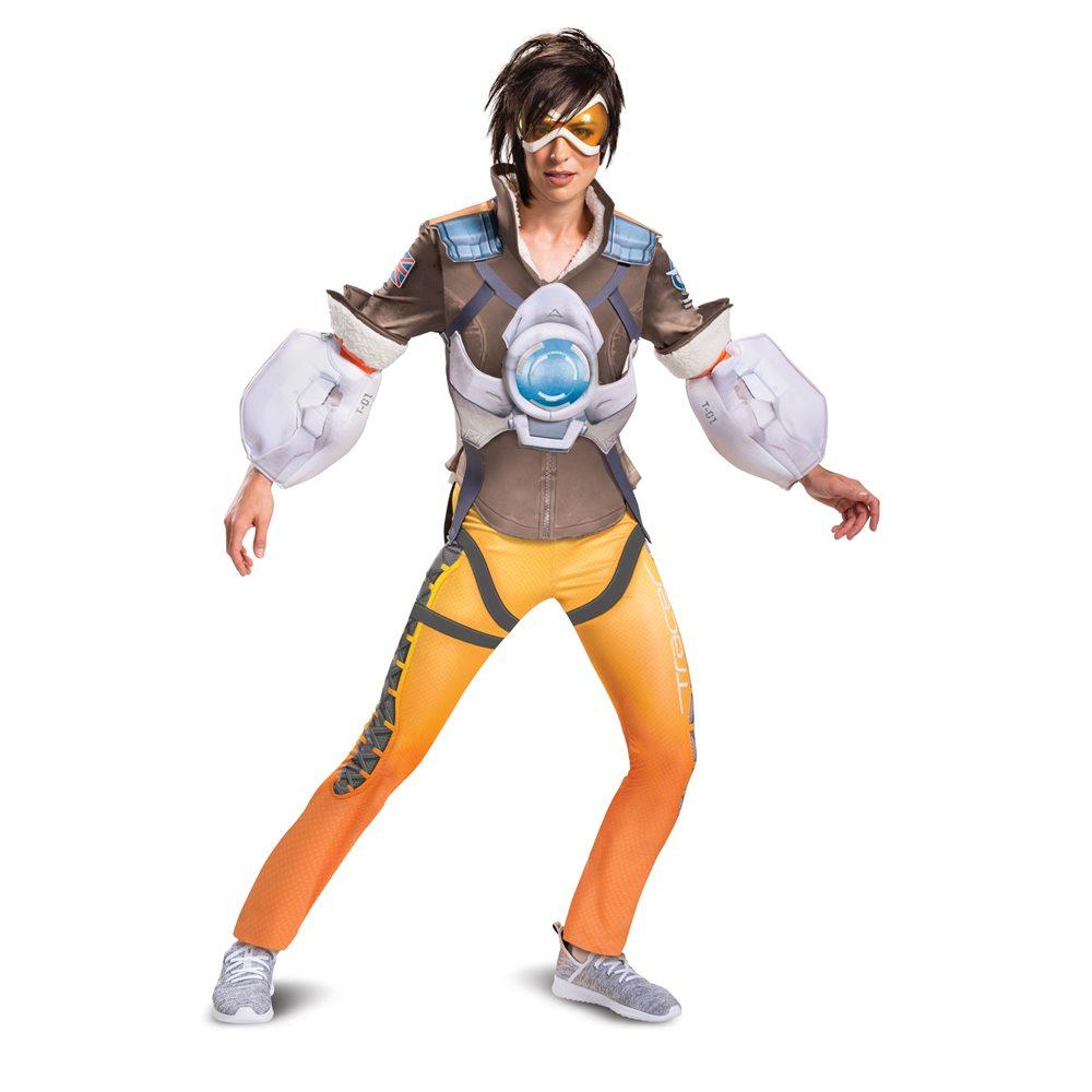 Picture of Overwatch Deluxe Tracer Teen Costume