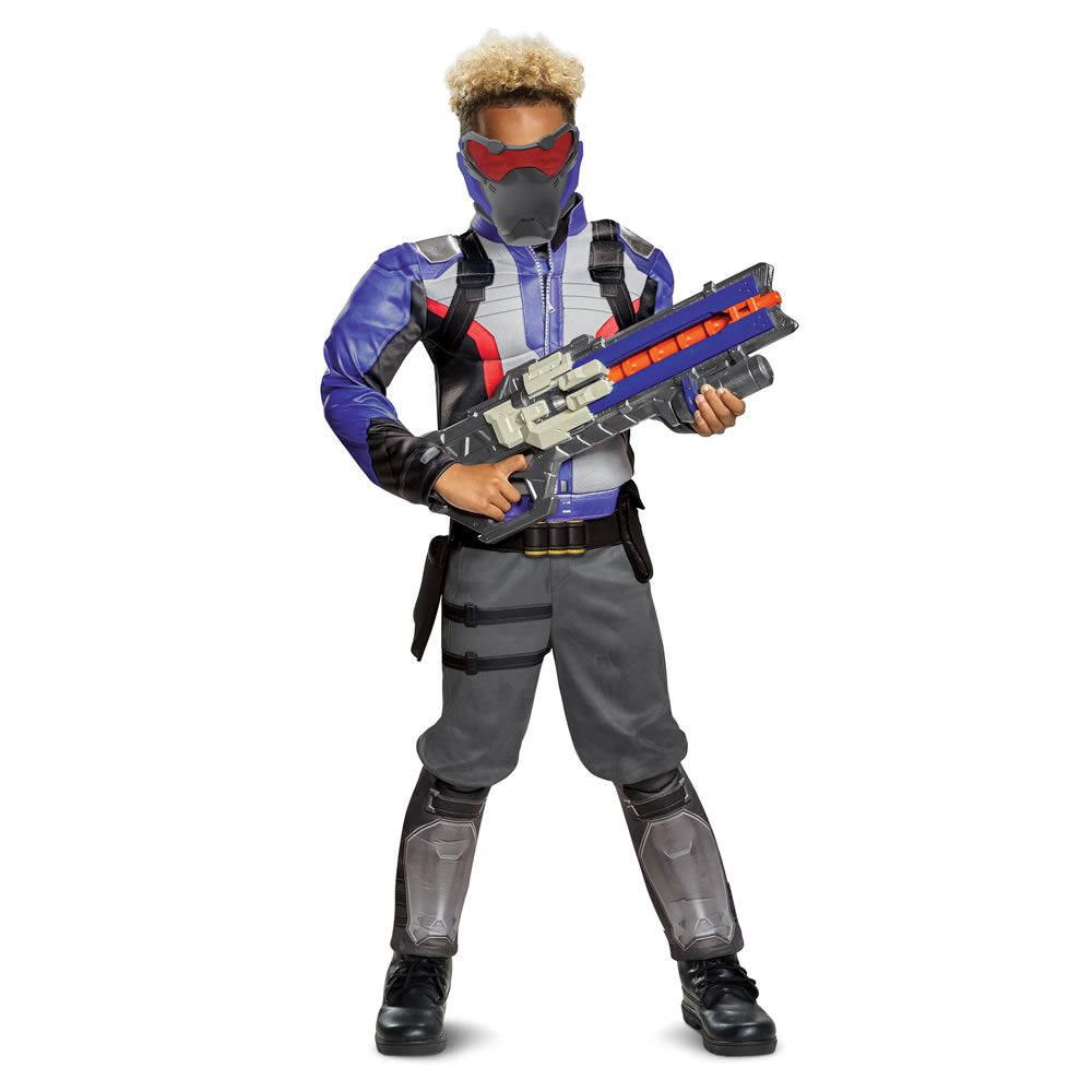 Picture of Overwatch Soldier 76 Tween Costume