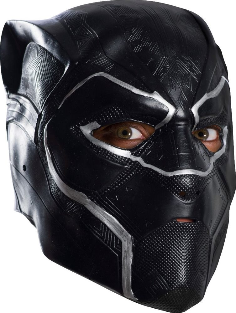 Picture of Black Panther Deluxe 3/4 Adult Mask (Coming Soon)