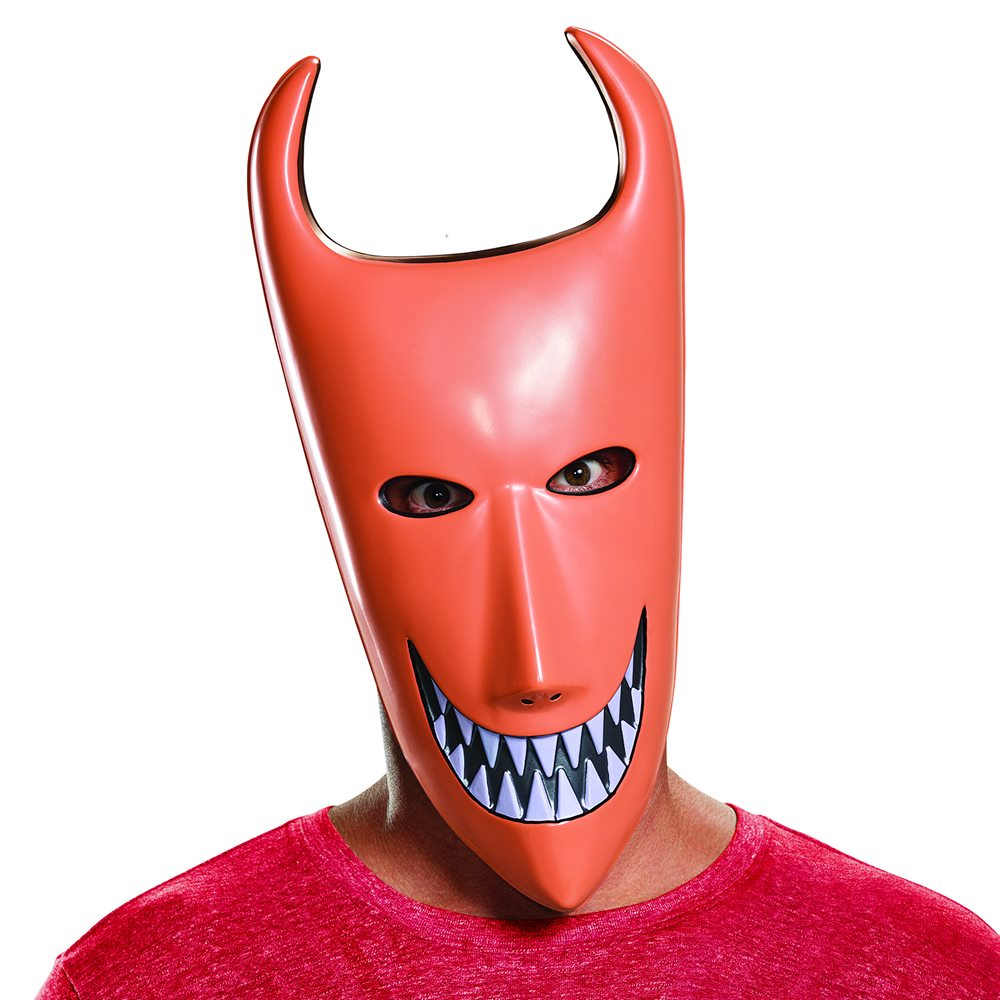 Picture of Nightmare Before Christmas Lock Adult Mask
