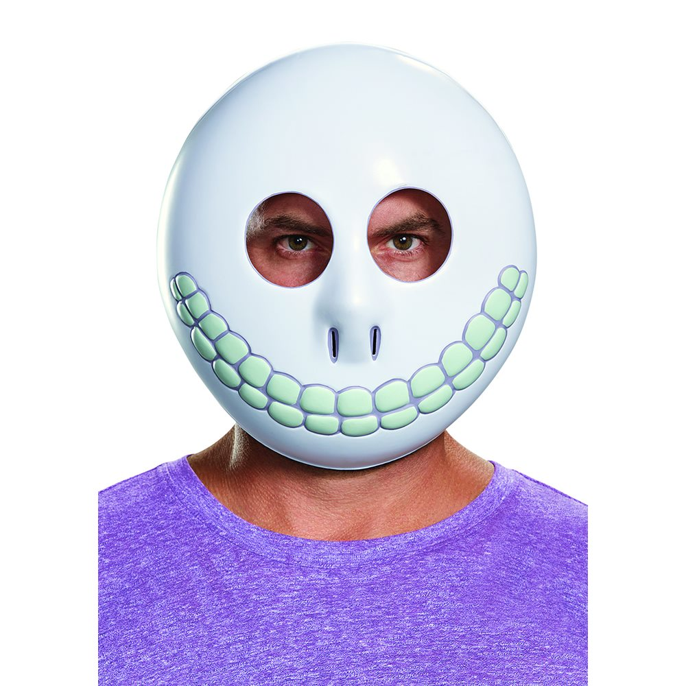 Picture of Nightmare Before Christmas Barrel Adult Mask