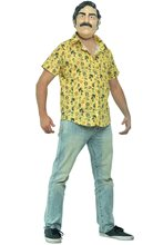 Picture of Pablo Escobar Adult Mens Costume (Coming Soon)