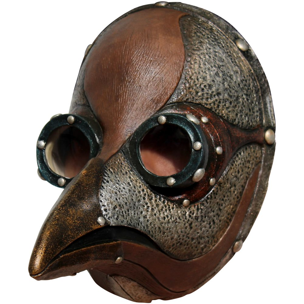 Picture of Peste Doctore Steampunk Mask
