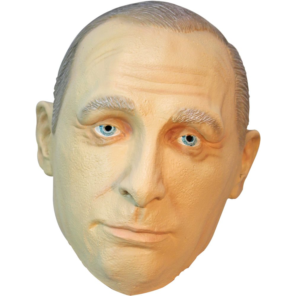 Picture of Political Putin Face Mask