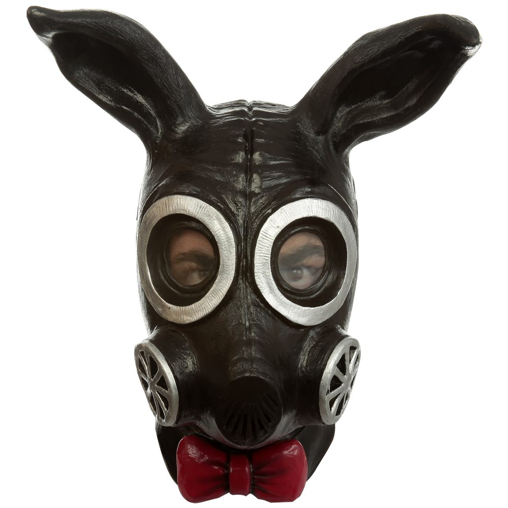 Picture of Steampunk Bunny Gas Mask