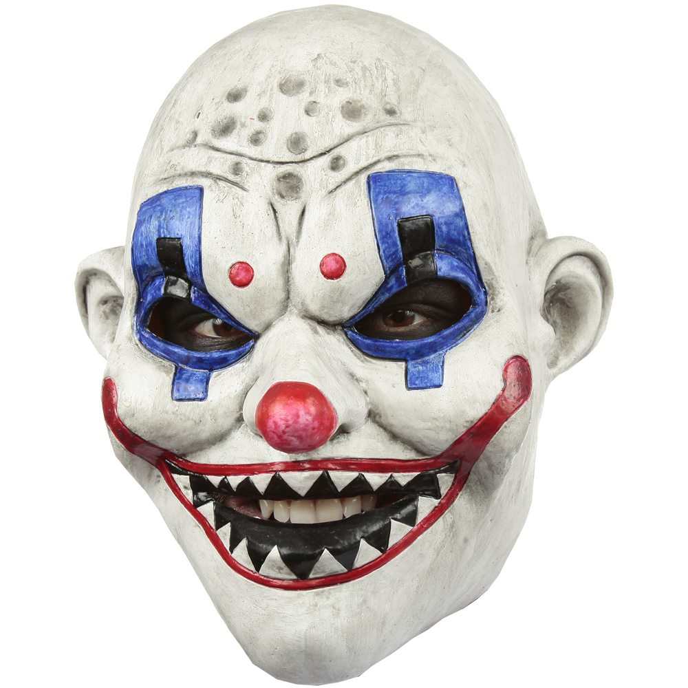 Picture of Raf the Sinister Clown Mask