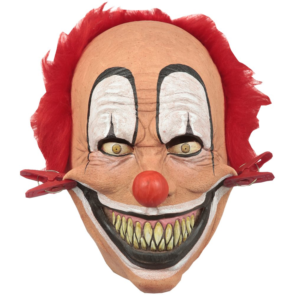 Picture of Tweezers the Clown Mask
