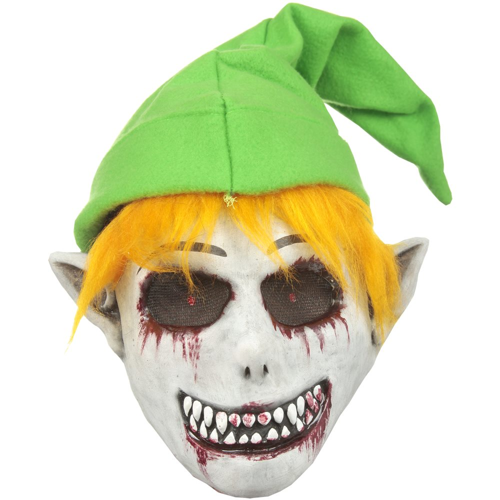 Picture of Creepypasta Ben Drowned Elf Mask