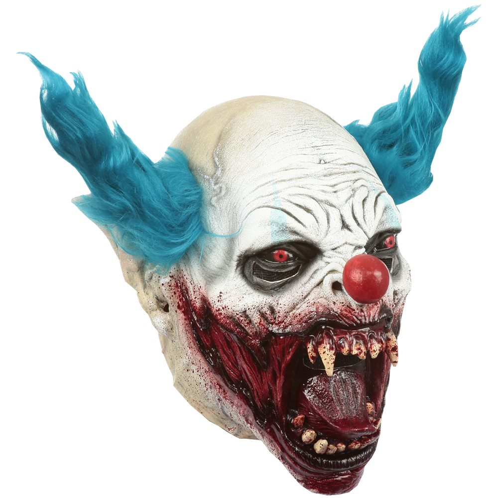 Picture of Vampire Clown Mask