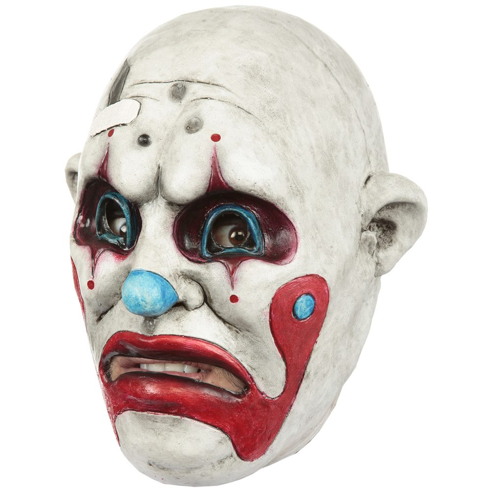 Picture of Tex the Sad Clown Mask