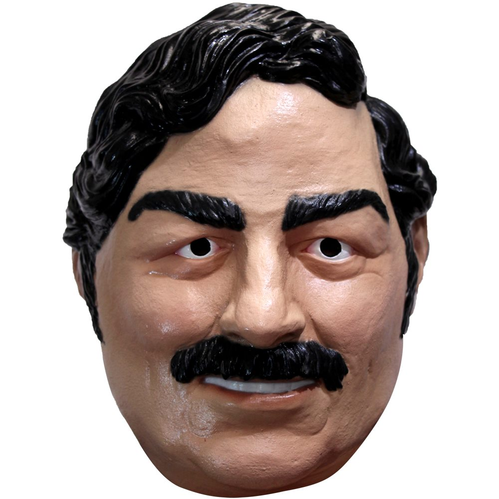 Picture of Pablo Escobar Face Mask