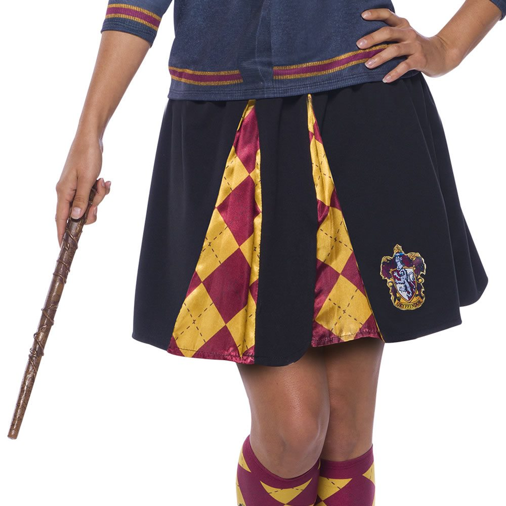 Picture of Harry Potter Gryffindor Adult Skirt