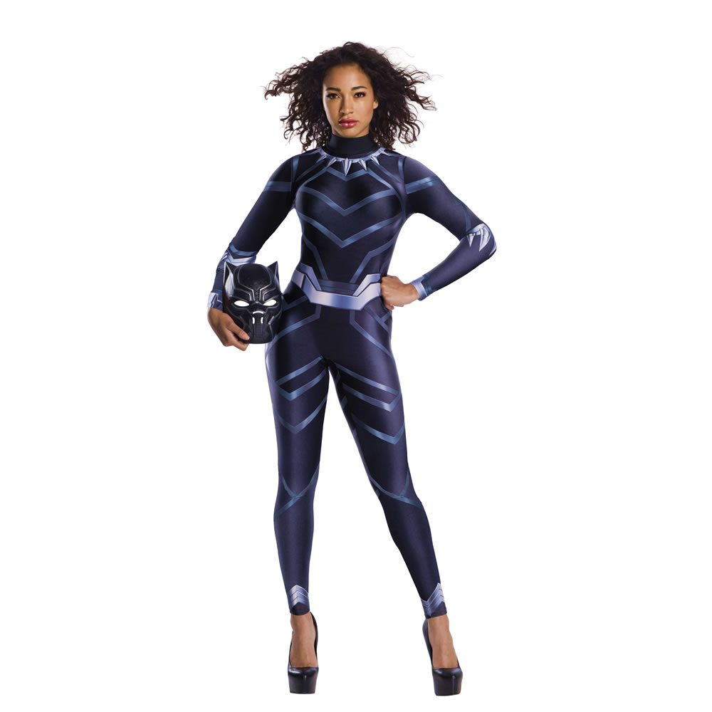 Picture of Miss Black Panther Adult Womens Costume