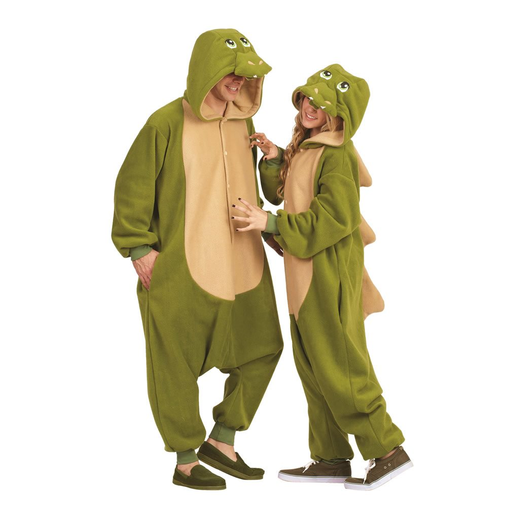 Picture of Ness the Dinosaur Adult Unisex Funsie