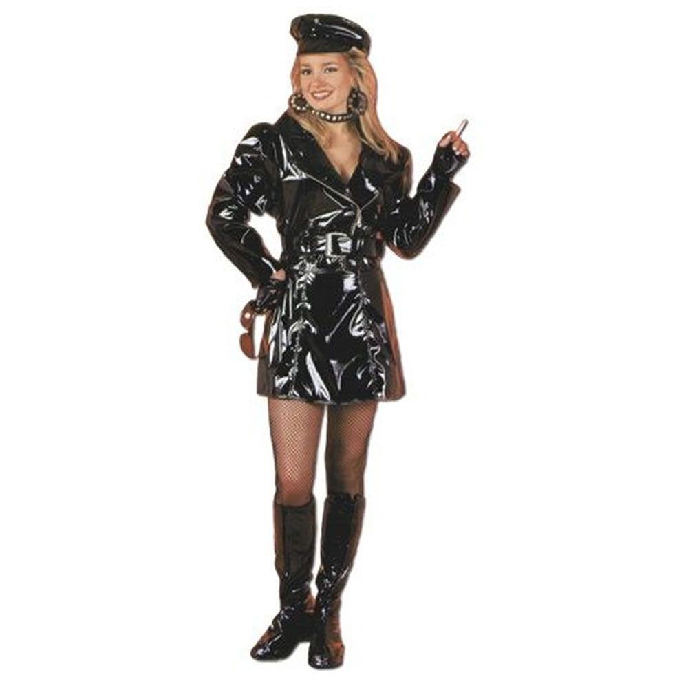 Picture of Biker Babe Adult Womens Costume