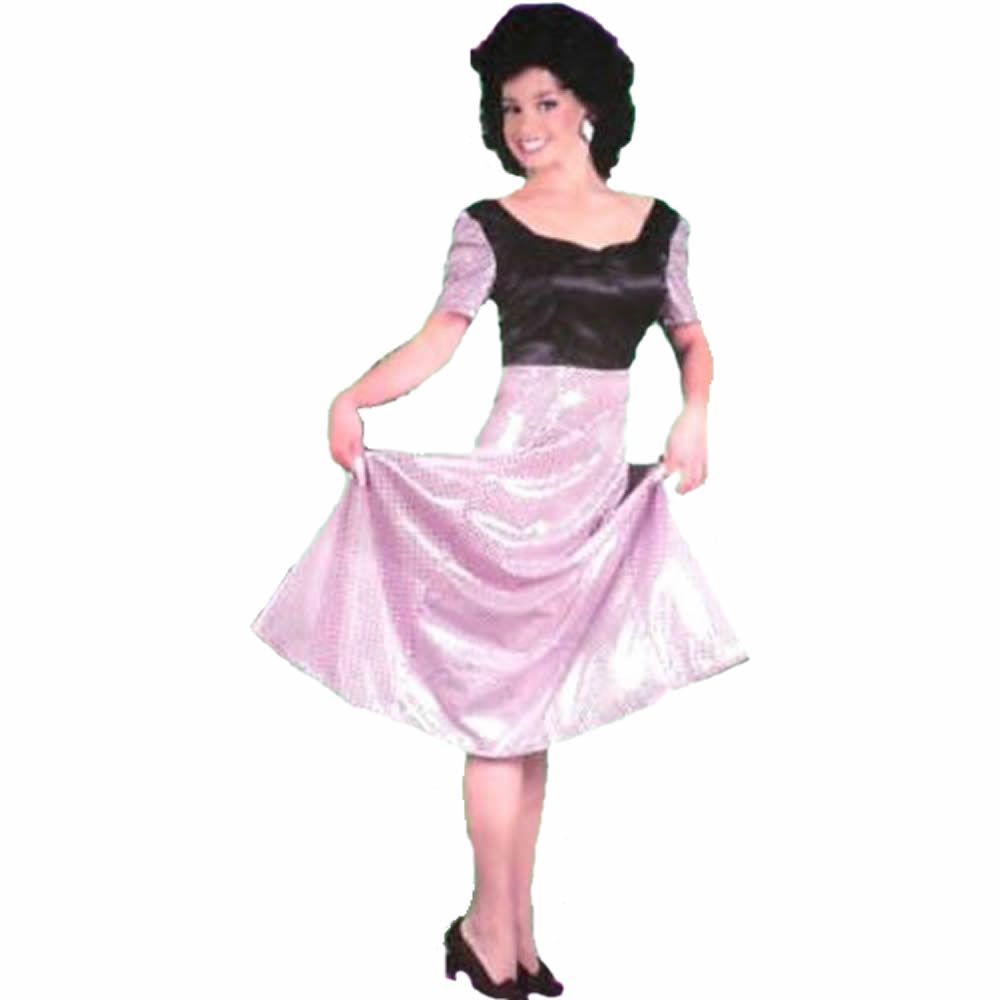 Picture of Swing Dress Adult Womens Costume