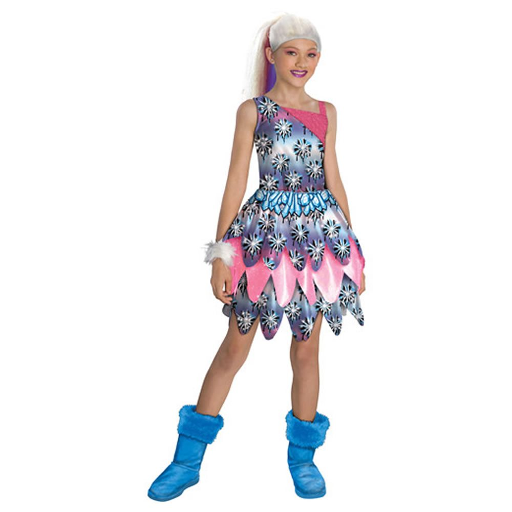 Picture of Monster High Abbey Bominable Dance Child Costume