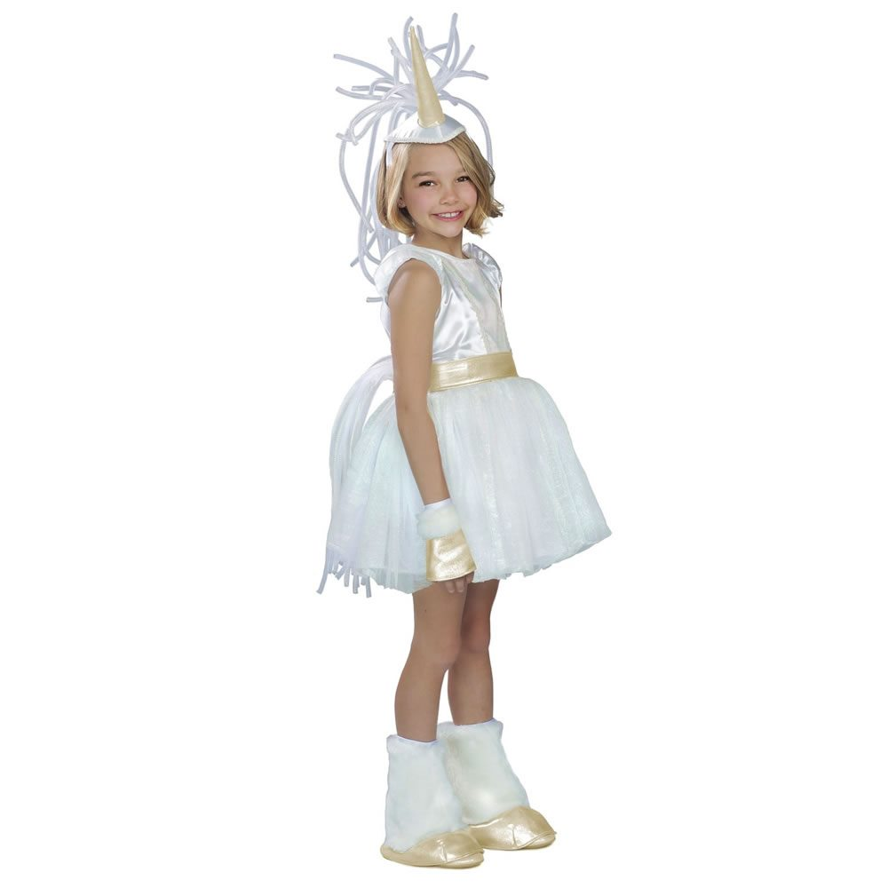Picture of Pretty Unicorn Dress Child Costume