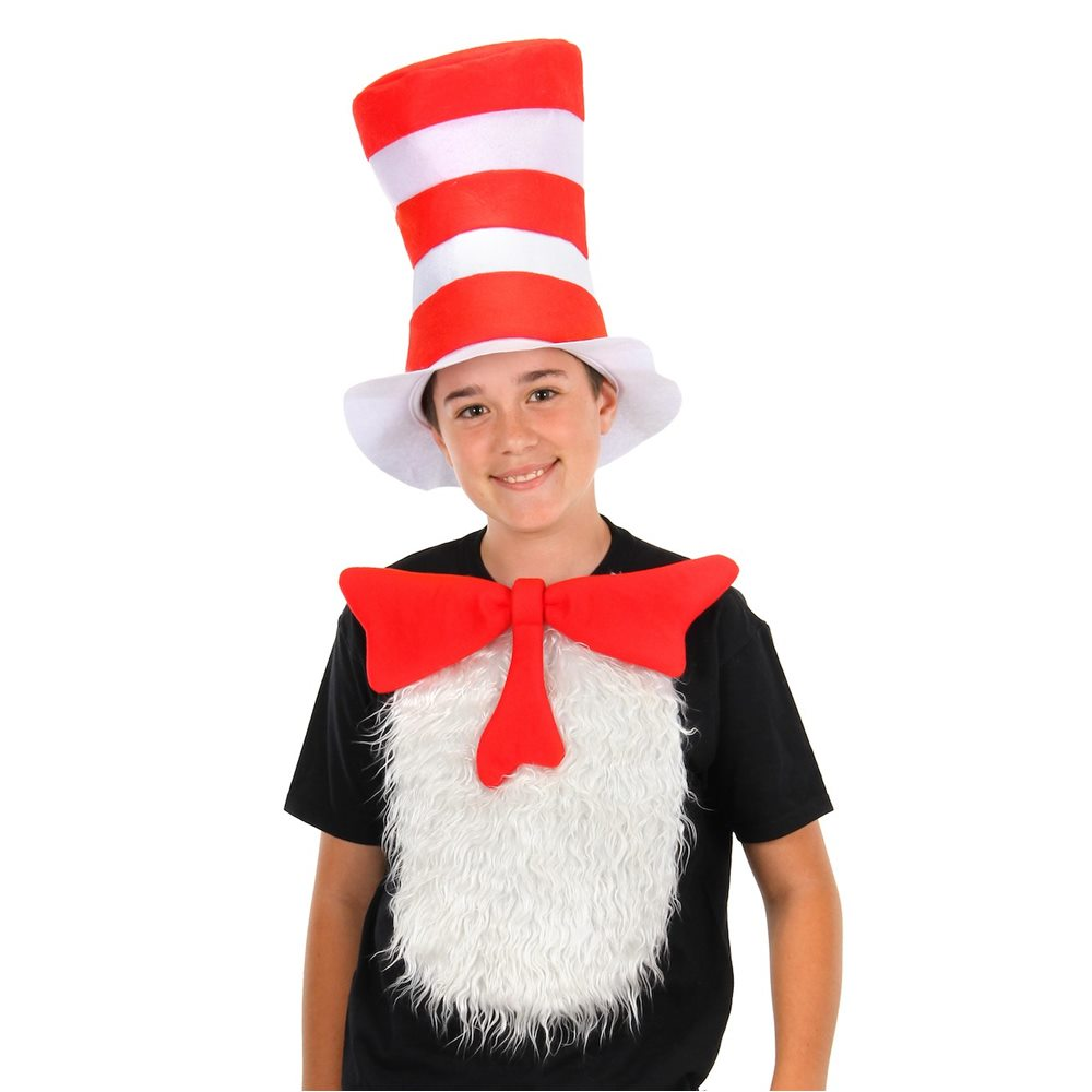 Picture of Dr. Seuss Cat in the Hat Insta-Tux