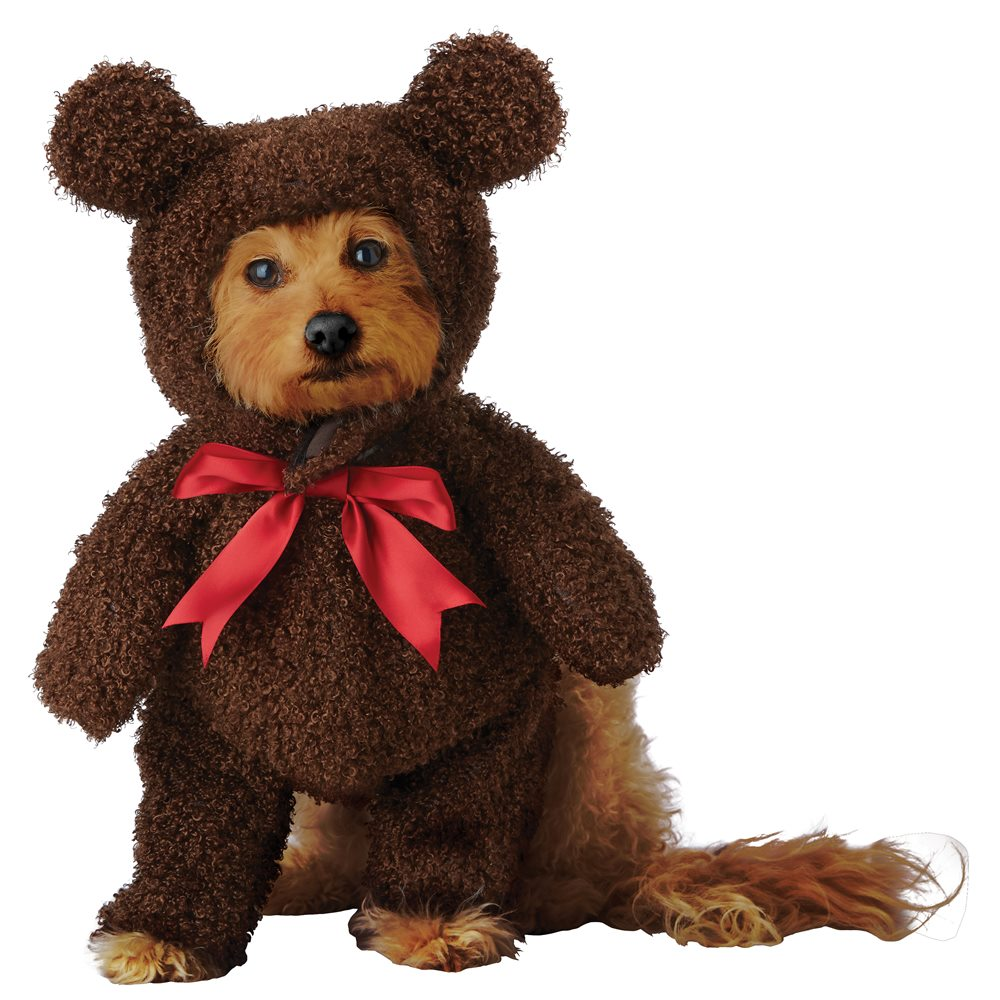 Picture of Teddy Bear Pup Pet Costume