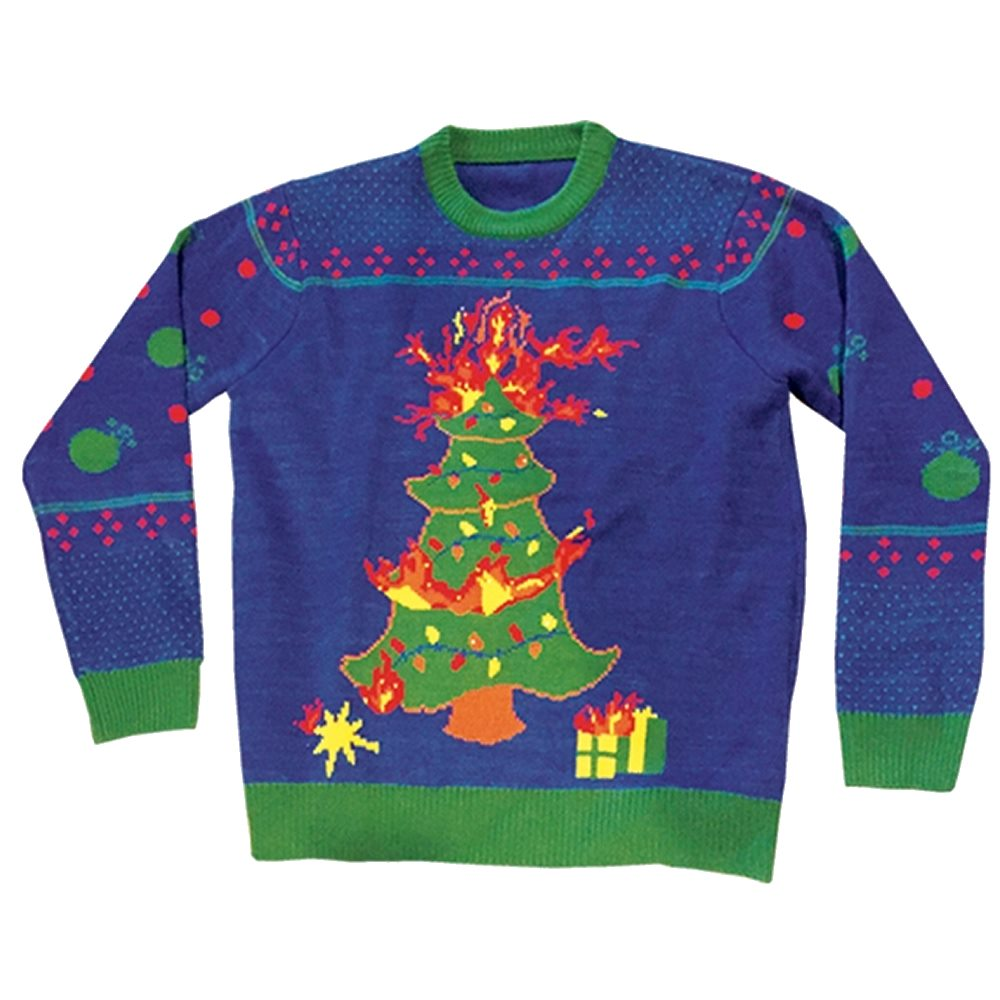 Picture of Oh Christmas Tree Adult Ugly Christmas Sweater
