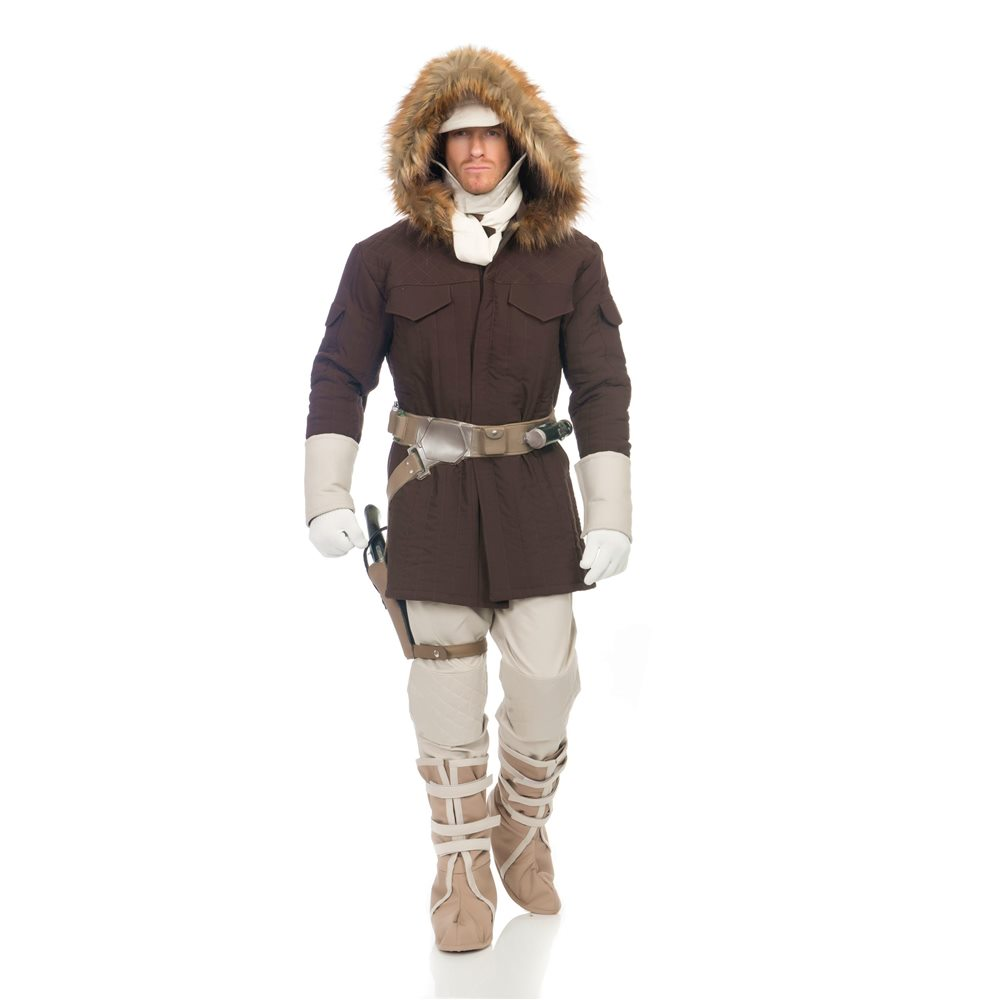 Picture of Hoth Han Solo Prestige Adult Mens Costume