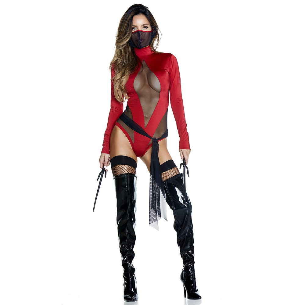 Picture of Slay Something Sexy Ninja Adult Womens Costume