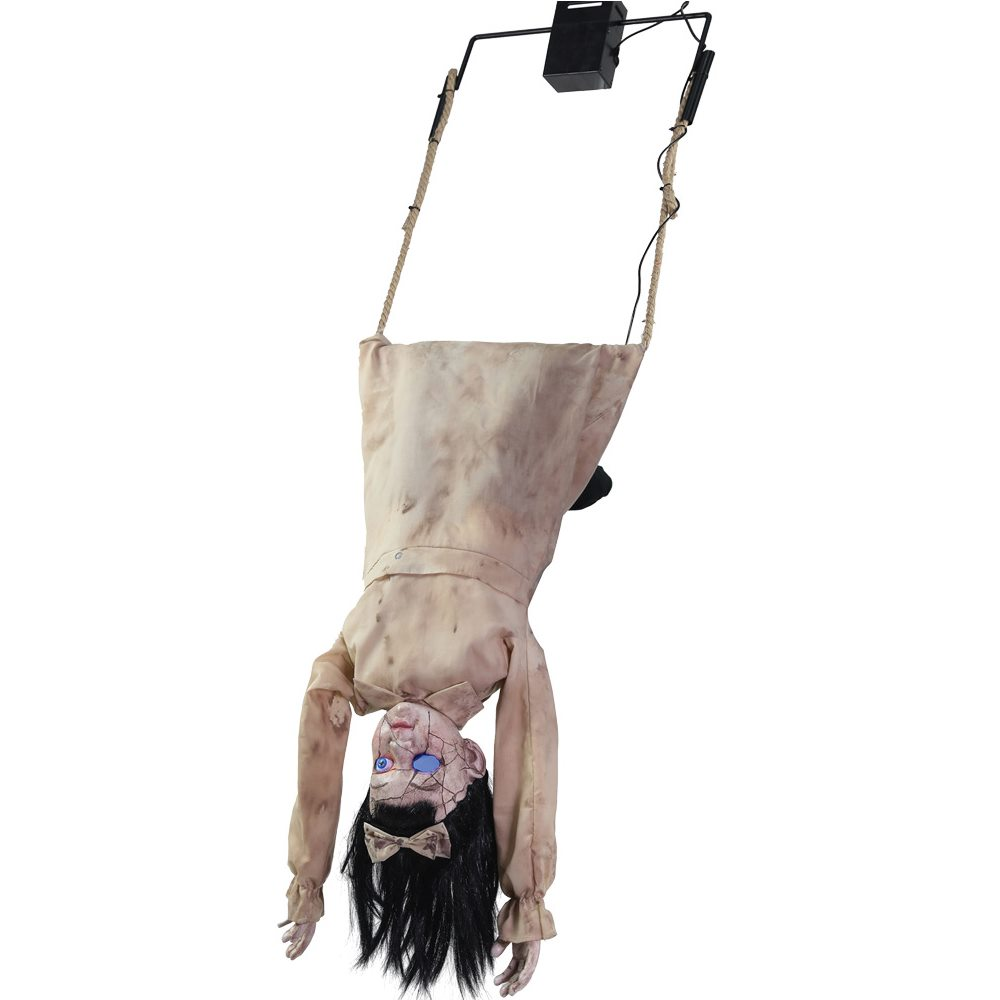 Picture of Upside Down Swinging Doll Animated Prop