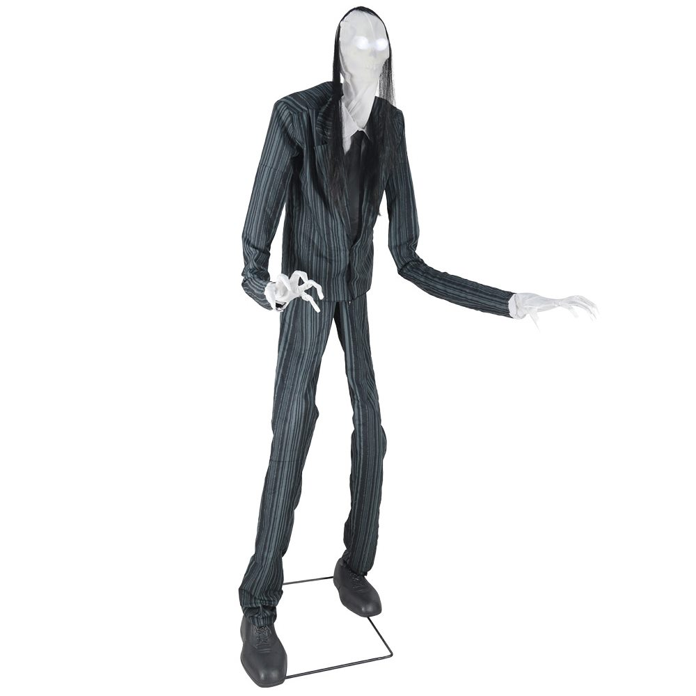 Picture of Slender Man Nightmare Animated Prop 7ft