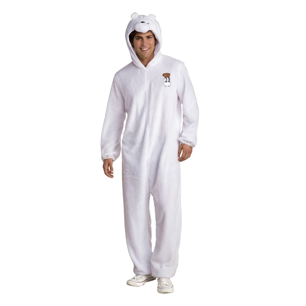 Picture of We Bare Bears Ice Bear Adult Mens Costume