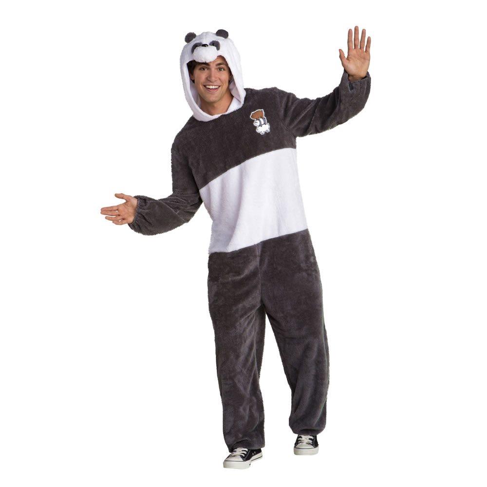 Picture of We Bare Bears Panda Bear Adult Mens Costume