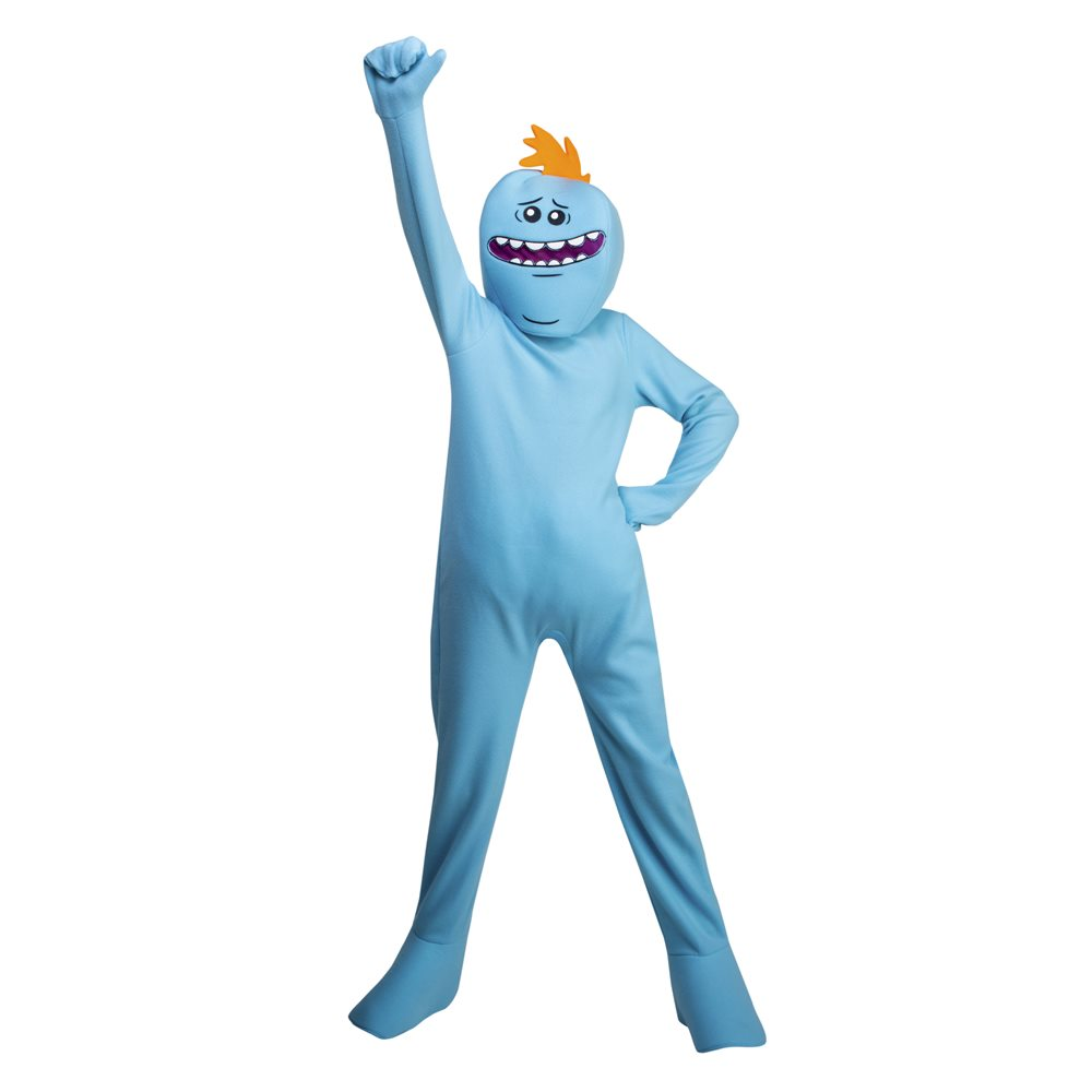 Picture of Rick and Morty Mr. Meeseeks Child Costume