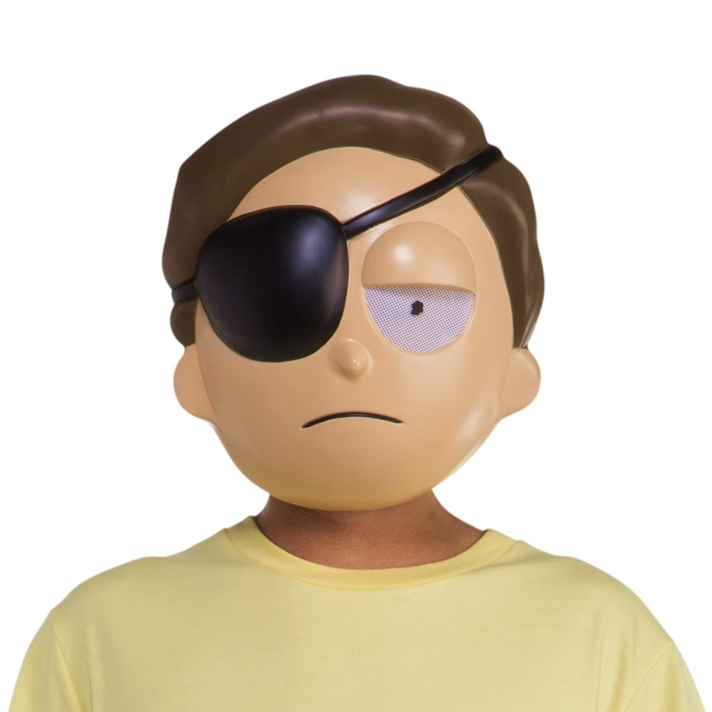 Picture of Rick and Morty Evil Morty Mask