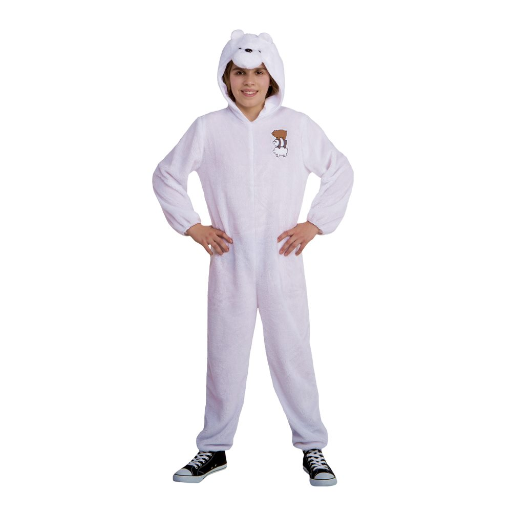 Picture of We Bare Bears Ice Bear Teen Costume