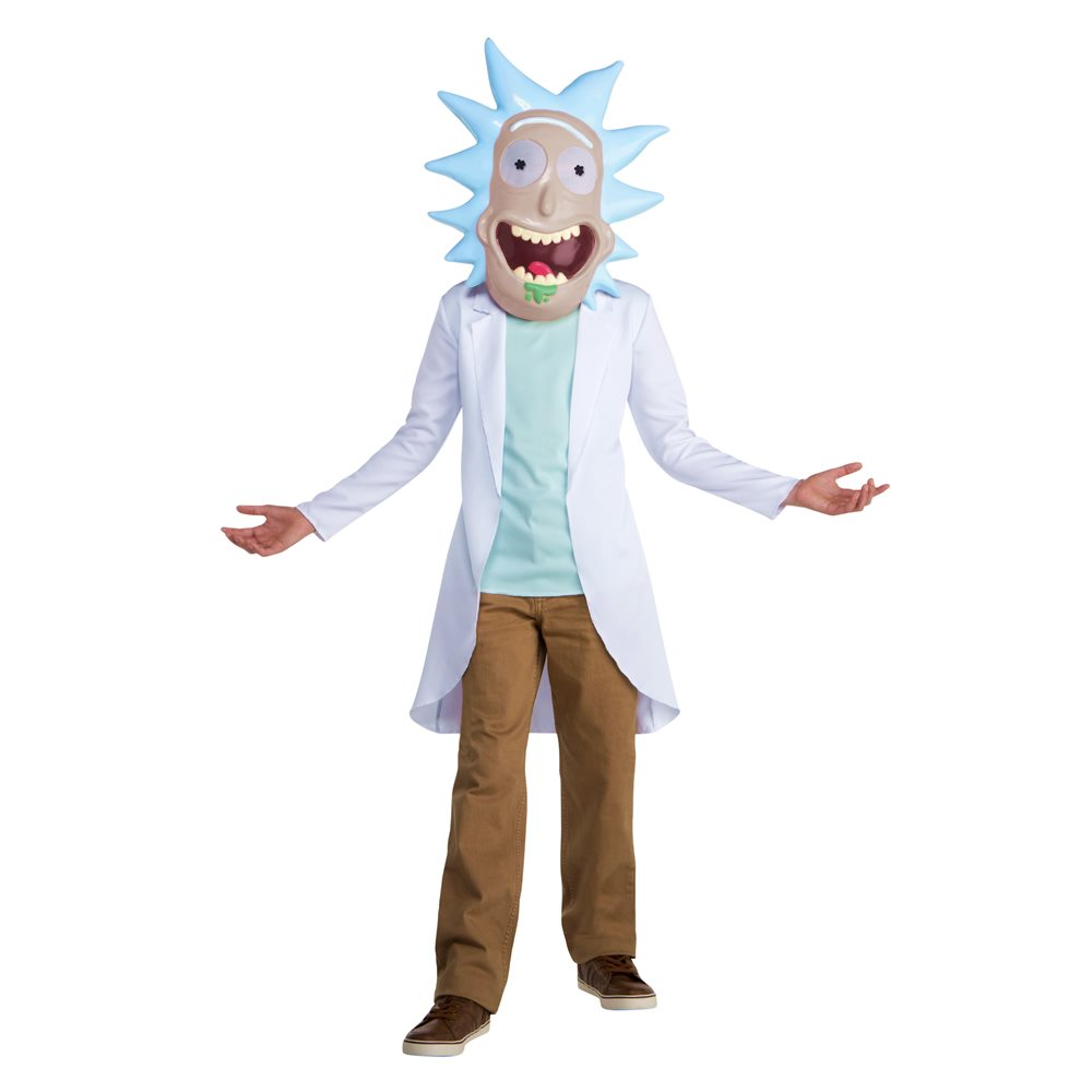 Picture of Rick and Morty Rick Child Costume