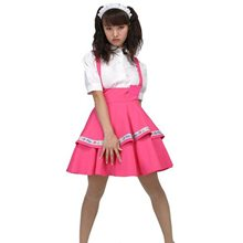 Picture of Frilled Waitress Uniform Womens Costume