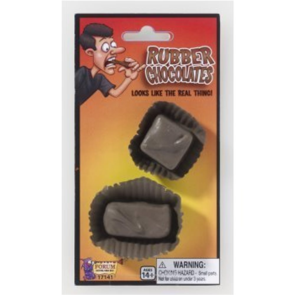 Picture of Rubber Chocolates Gag