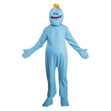 Picture of Rick and Morty Mr. Meeseeks Adult Mens Costume