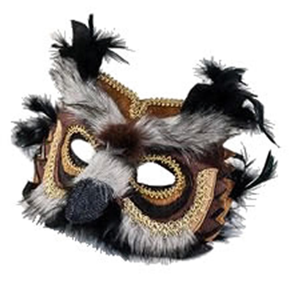 Picture of Owl Masquerade Mask