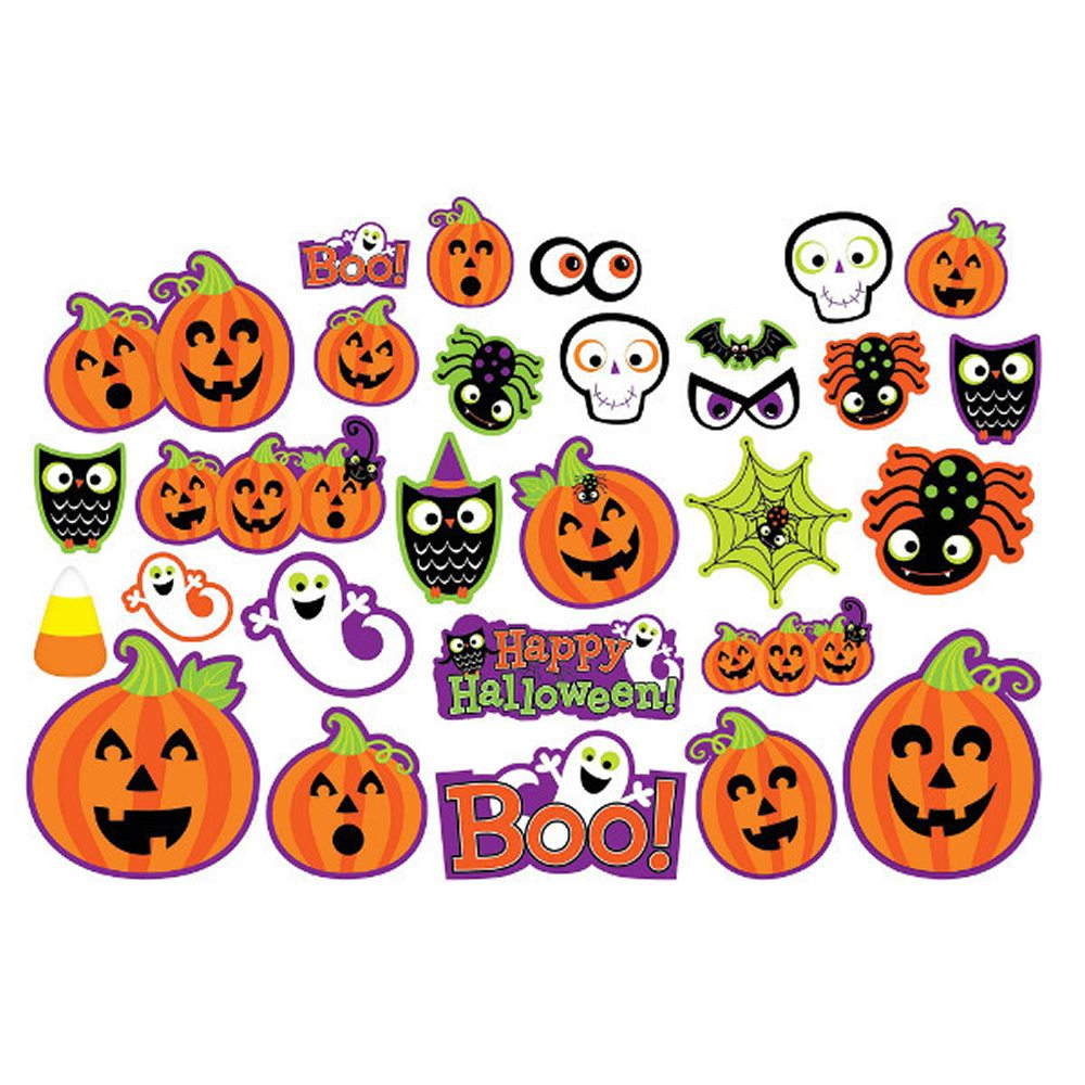 Picture of Family Friendly Halloween Cutouts