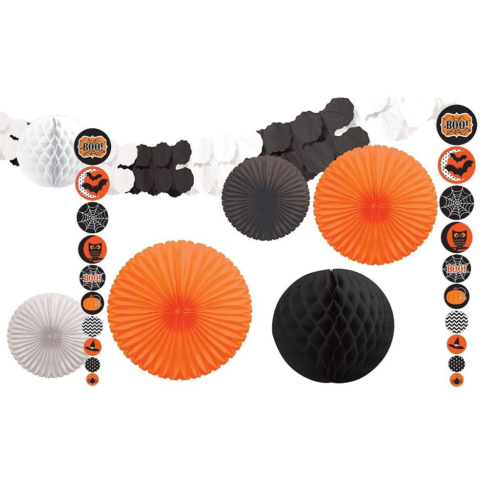 Picture of Modern Halloween Room Decorating Kit