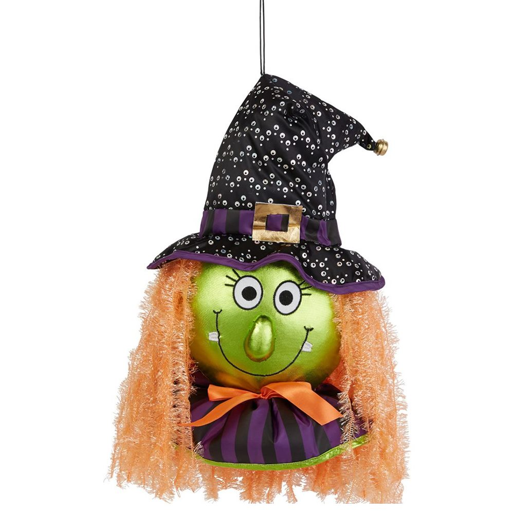 Picture of Jumbo Witch Door Decor