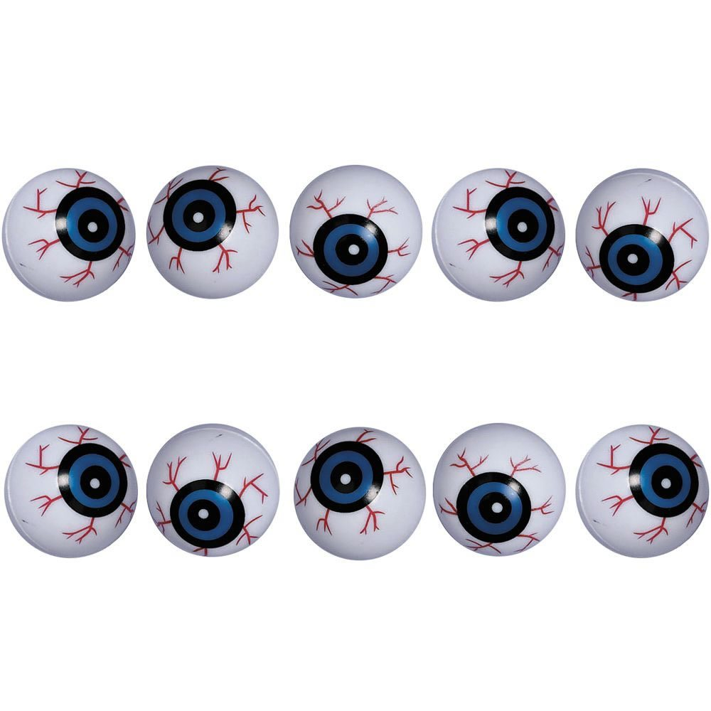 Picture of Plastic Eyeballs 10ct